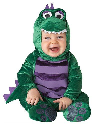 Dinky Dino Costume - Infant Large (Baby Godzilla Costume)