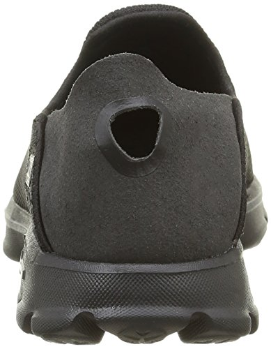 Skechers Go Walk 3domination - Zapatillas Mujer Negro - negro