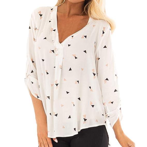 ALIKEEY-Top Shirt Camisas Mujer Verano Blancas Blusa Sexy Mujer De Verano Blusa De Manga