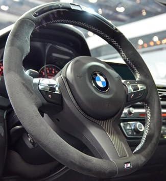 Bmw Oem F30 F31 F32 F34 M Performance Alcantara Carbon Fiber