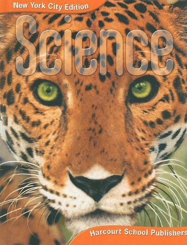 Harcourt Science: NYC Se Grade 5 2008