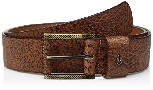 Nixon Men's Americana Belt Ii, Brown, Medium Americana Belt
