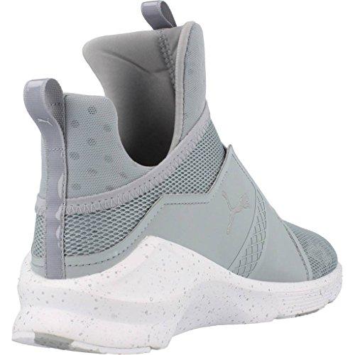 Calzado deportivo para mujer, color Negro , marca PUMA, modelo Calzado Deportivo Para Mujer PUMA FIERCE CAMO Negro Quarry-Puma White