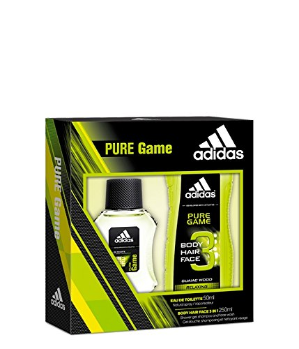 Colonia Adidas Pure Game