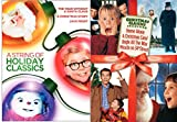 Home Alone Christmas Classics Collection Miracle on 34th Street Carol Jingle all the way + A Christmas Story DVD & A Year without a santa - Jack Frost Holiday Movie Set