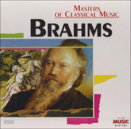 Brahms (Masters of Classical Music) by Delta