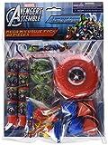 Amscan Avengers Birthday Mega Mix Assorted Favor Kit Pack 48 Multi 11'' X 9'' Pkg Size Plastic Party Supplies (288 Piece)