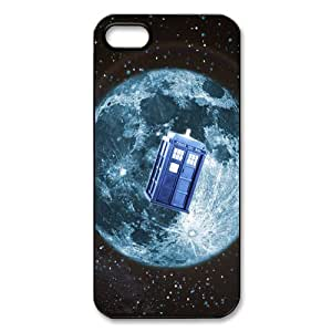 Mystic Zone Doctor Who Tardis Door Cover Case for iPhone 4/4S TPU Back Cover Fits Case KEK2117