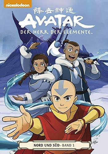 Avatar: Der Herr der Elemente Comicband 14: Nord und Süd 1 Taschenbuch – 26. Oktober 2016 Gene Luen Yang Gurihiru Jacqueline Stumpf Cross Cult
