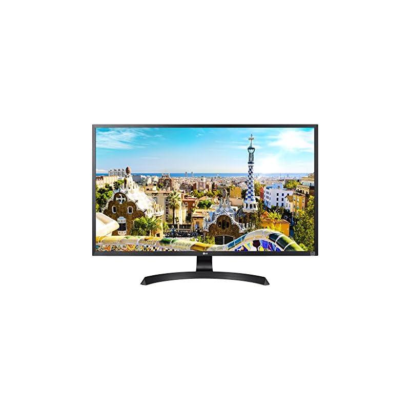 LG 32UD60-B 4K UHD Monitor with AMD Free
