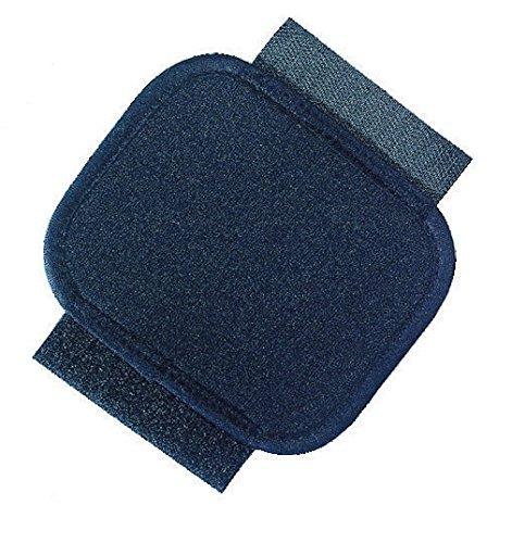 Rebotec Griffpolster für Unterarmgehstütze, Zubehör für Gehstöcke und Unterarmgehstützen