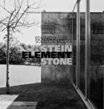 img - for Eduardo Souto de Moura - Stein Element Stone by Werner Blaser (2003-08-25) book / textbook / text book