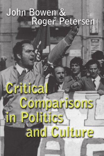 Critical Comparisons in Politics and Culture