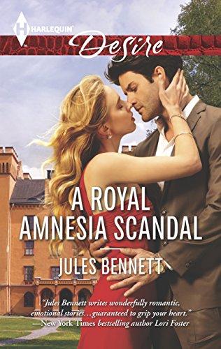 A Royal Amnesia Scandal (Harlequin Desire)