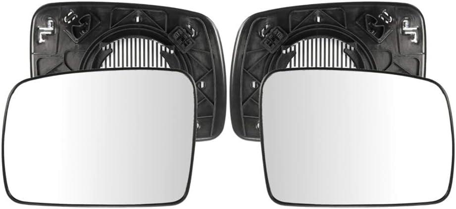 HZYCKJ 1 paio vetro specchietto retrovisore lato destro sinistro OEM # LR017067 LR017070