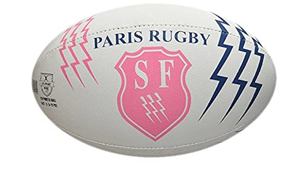 Gilbert - Balón de Rugby (colección Oficial, Talla 5): Amazon.es ...