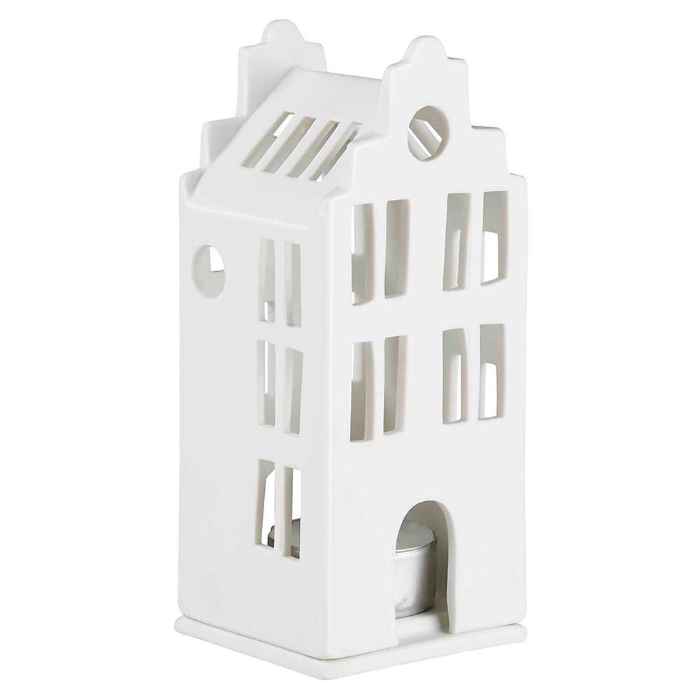 Unbekannt R/äder Design Mini cabane de No/ël en Herbe 6 x 6 x 13,5 cm