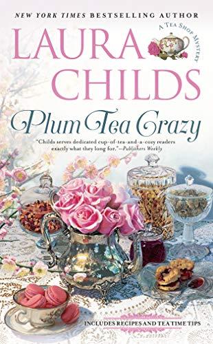 Plum Tea Crazy (A Tea Shop Mystery) ()