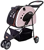 Petzip FS1211-P MOCHI CARRIER/STROLLER, Pink, small For Sale