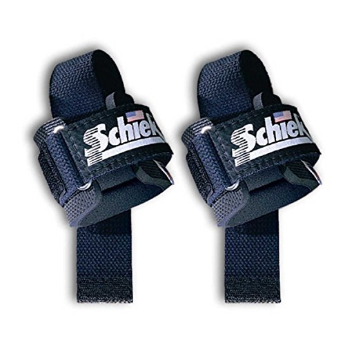 Schiek Sports Power Lifting Straps (1000-PLS)