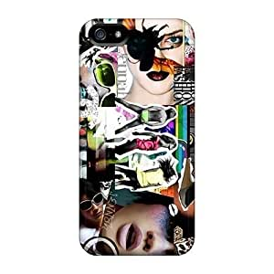 New Cute Funny Fashion Collage Case Cover/ Iphone 5/5s Case Cover by supermalls