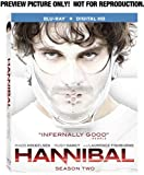 Hannibal: Season 2 [Blu-ray + Digital HD]
