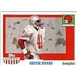 9fcc2d0e4aa 2005 Topps All-American Football Card IN SCREWDOWN CASE #86 Keith Byars  ENCASED.