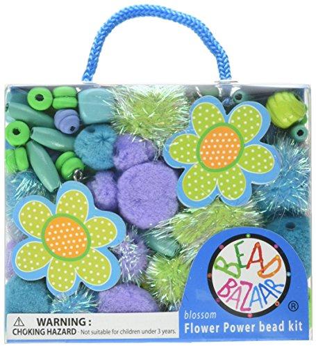 Bead Bazaar Blossom Flower Power Kit ()