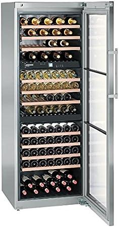 Liebherr WTES 5872 - Vinoteca (178 botellas, clase B)[Clase de eficiencia energética B]
