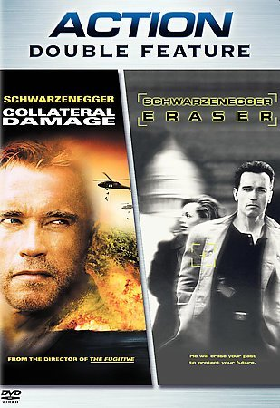 Collateral Damage / Eraser from Warner Manufacturing
