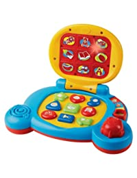 VTech Baby's Learning Laptop, Blue BOBEBE Online Baby Store From New York to Miami and Los Angeles
