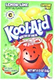 Kool-Aid Lemon-Lime Unsweetened Soft Drink Mix, 0.13-Ounce Packets (Pack of 96)