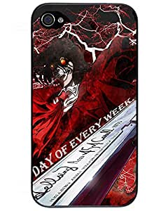 Sandra J. Damico's Shop New Style New Snap-on Skin Case Cover Compatible With iPhone 4/4s - Hellsing 1215383ZC564888494I4S
