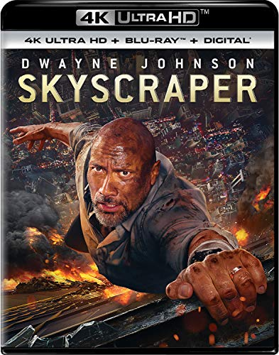 - Skyscraper [Blu-ray]