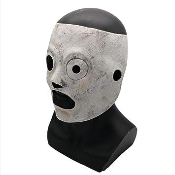 Halloween Película Tema Máscara Atrezzo Horror Máscara Slipknot Joey Máscara Máscara Livek Banda