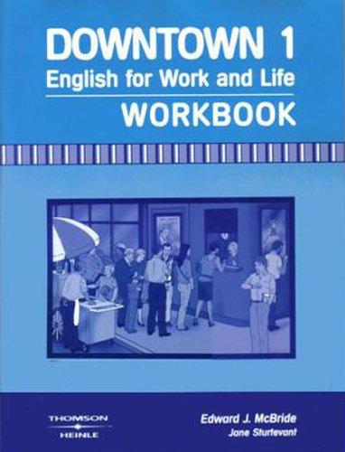 Downtown 1: Workbook