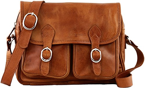 bag leather satchel adjustable with women PAUL for ROUEN LE strap MARIUS qZt6nWp