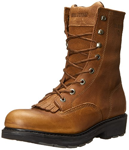 Lacer Steel Toe Electrical Hazard - Wolverine Men's Herrin 8