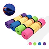 Thick Yoga Mat Kapoo Exercise Mat,1/2-Inch Extra Thick 72