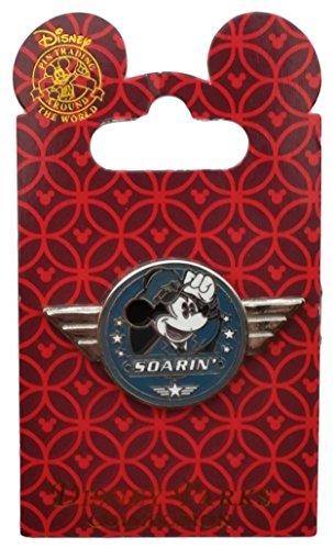 Disney Pin - Soarin - Aviator Wings