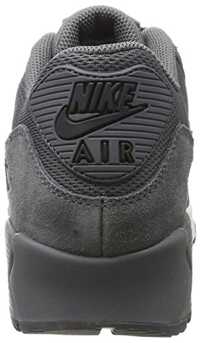 Nike 90 Air dark Uomo dark Max black Da Essential Grigio Ginnastica white Scarpe Grey Grey AngHArxw4