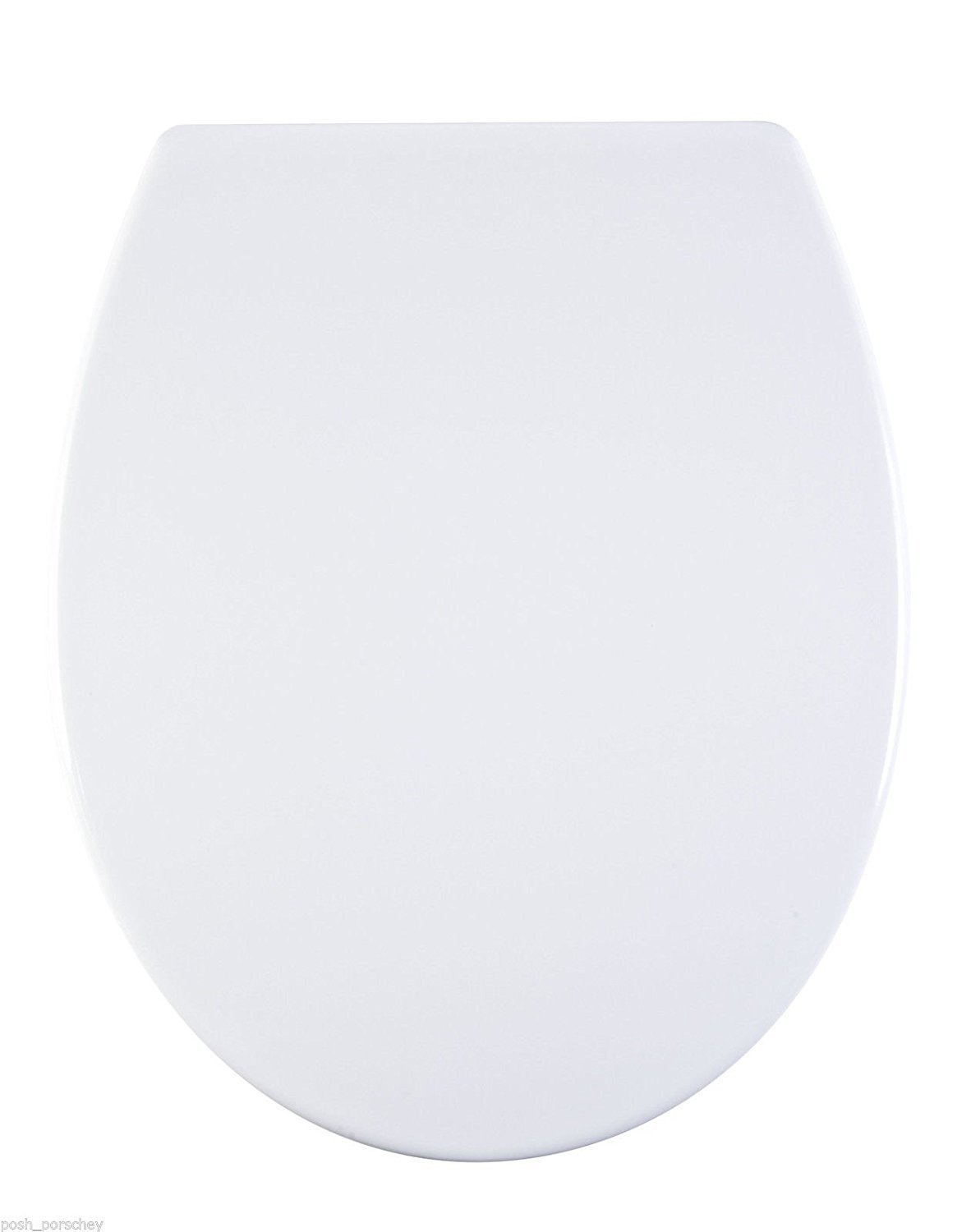 Aqualona Products Thermoplast Toilet Seat, White Aqualona Products Ltd 5011264077542