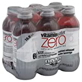 Glaceau Vitamin Water Zero 16.9 Oz (Pack of 2) (Acai-Blueberry-Pomegranate)