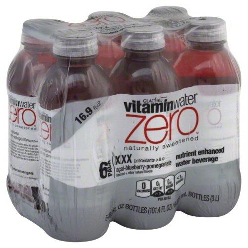 vitamin water zero 6 pack - 7