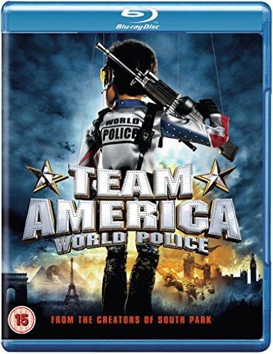 Team America World Police Blu-ray