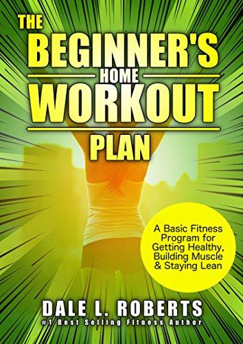 Beginners Home Workout Plan Building ebook