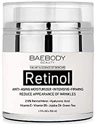 Baebody Retinol Anti-Aging Moisturizer Best Day and Night Cream Review