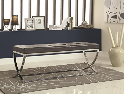 Coaster Home Furnishings Bench Chrome