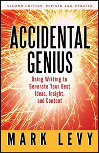 Image for the accidental genius mark levy