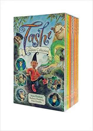 book cover of Tashi: The Complete Collection